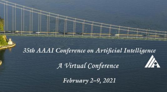2021 AAAI 国际人工智能会议