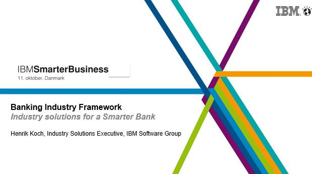 IBM-银行系统架构解决方案