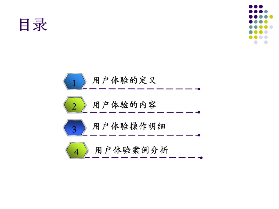 中搜-用户体验课程