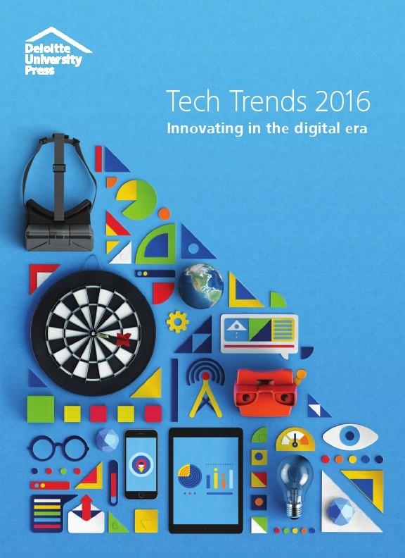 德勤-2016 技术趋势报告