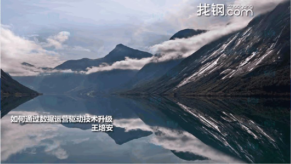 王培安-如何通过数据运营驱动技术升级