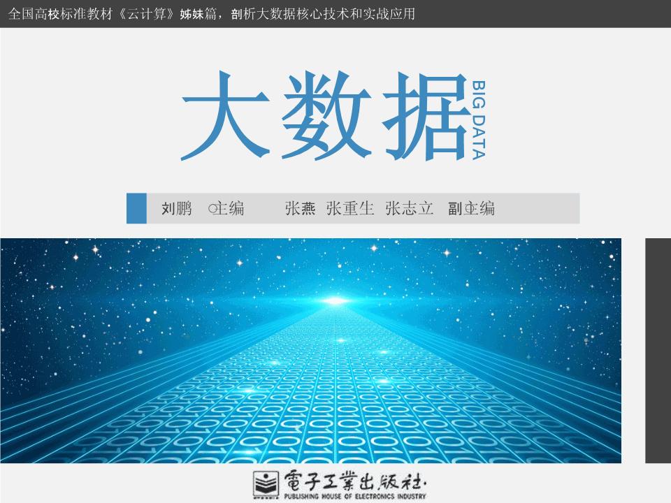 刘鹏-第8章 互联网大数据处理