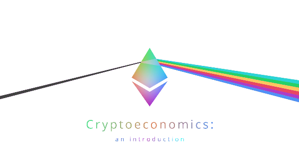 -Learning Cryptoeconomics