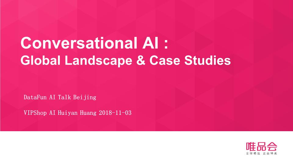-Conversational AI Global Landscape Case Studies