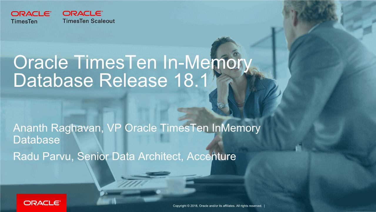 -Oracle TimesTen In