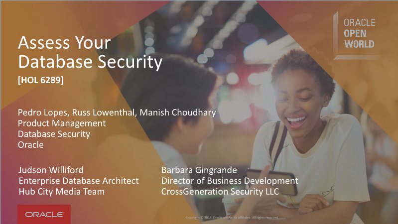 -ACCESS your database Security