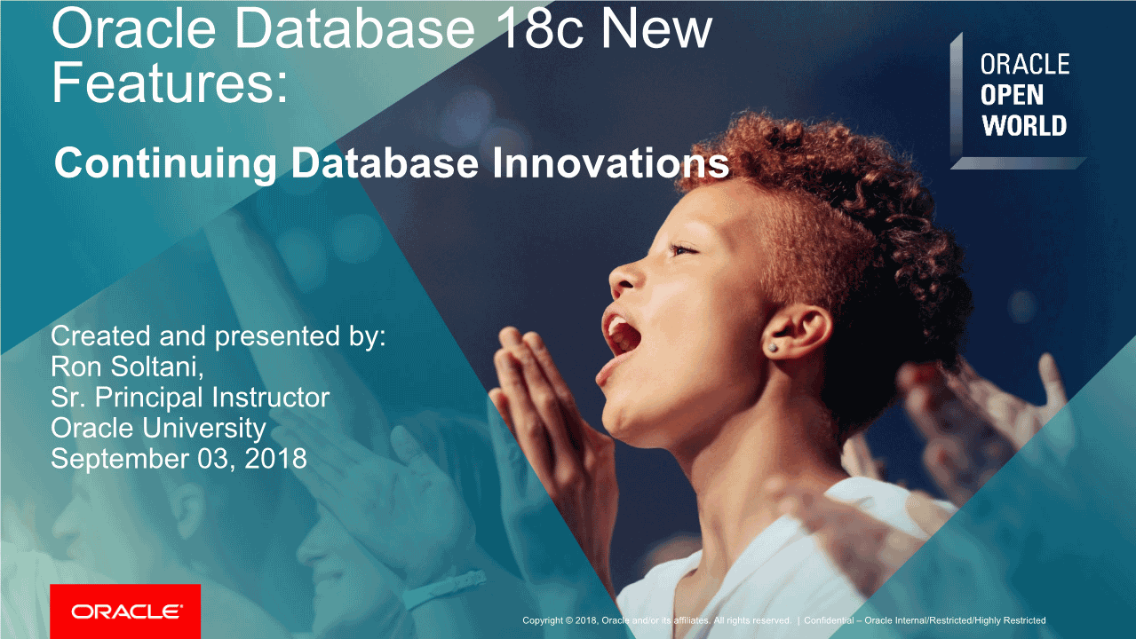 -Continuing Database Innovations