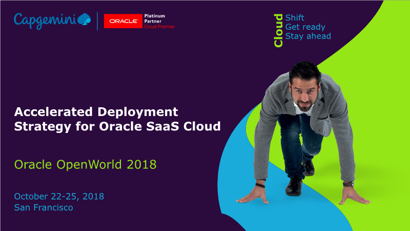 -Accelerated Deployment Strategy for Oracle SaaS Cloud