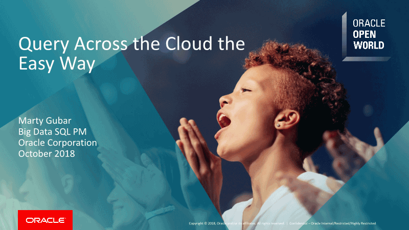 -Query Across the Cloud the Easy Way