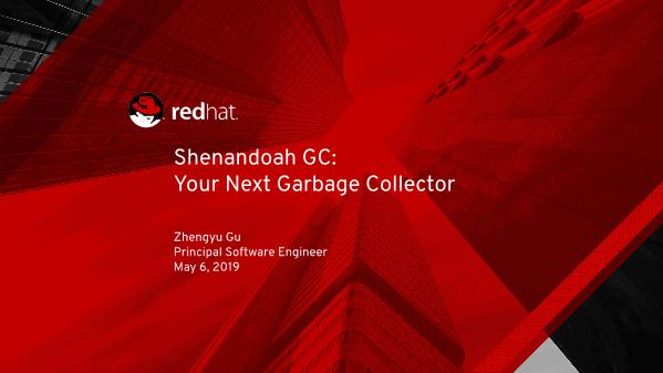 古政宇-Shenandoah:Your Next Garbage Collector