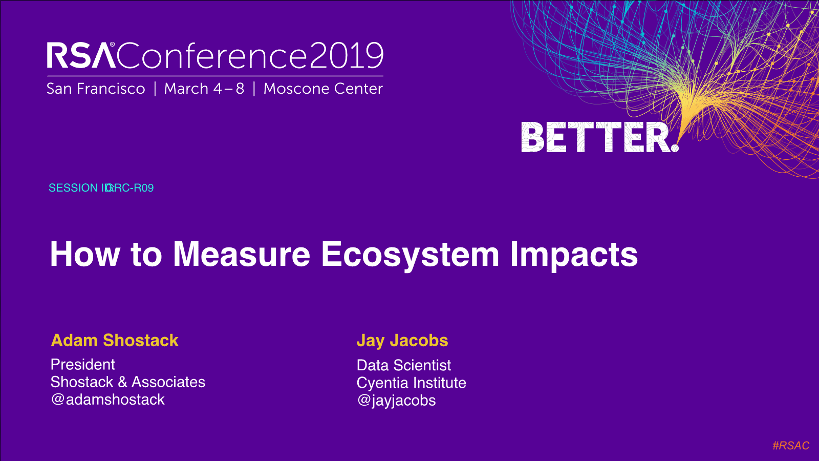 Adam Shostack-how to measure ecosystem impacts