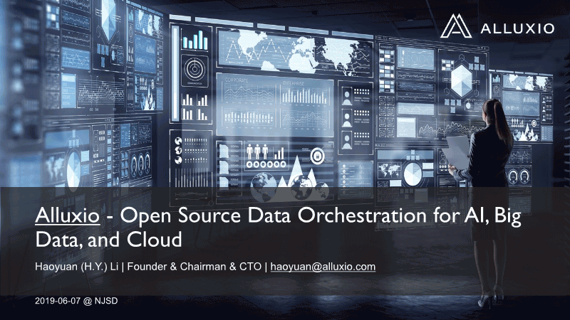 -Open Source Data Orchestration for AI, BigData and Cloud