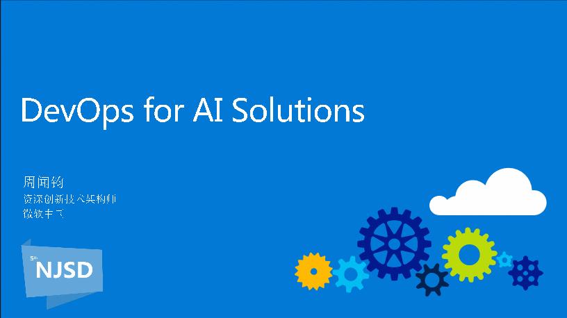 -Devloper for AI Solution