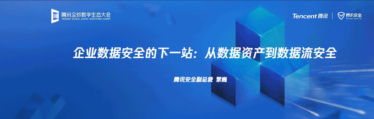 黎巍 -企业数据安全的下一站从数据资产到数据流安全.PDF