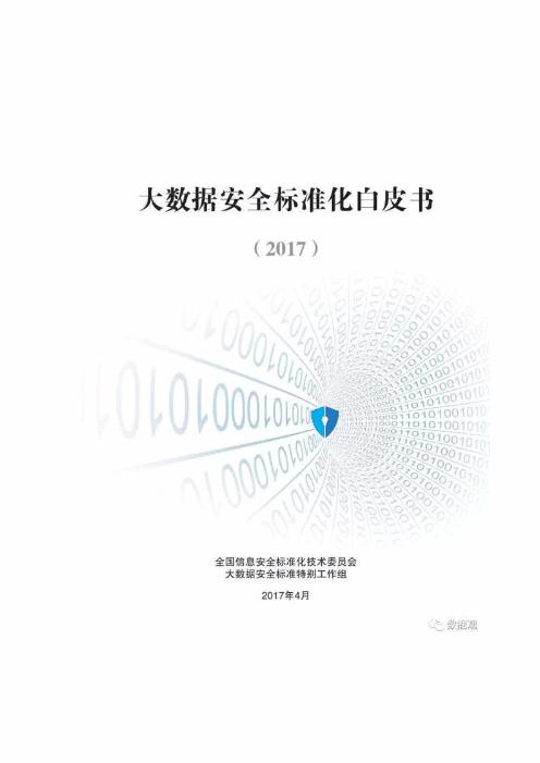 -大数据安全标准化白皮书