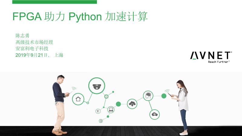 陈志勇-FPGA助力Python加速计算