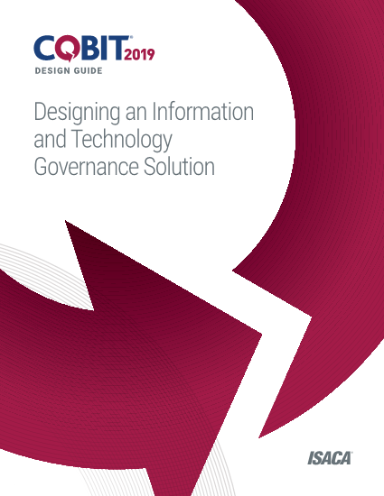 -COBIT 2019 Design Guide
