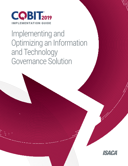 -COBIT 2019 Implementation Guide