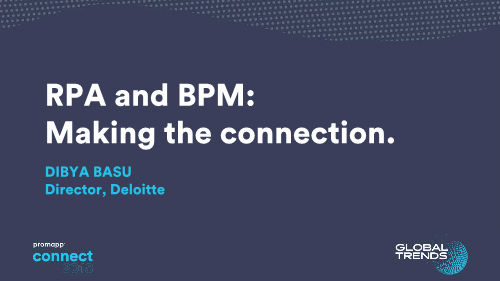 DIBYA BASU-RPA and BPM Making the connection