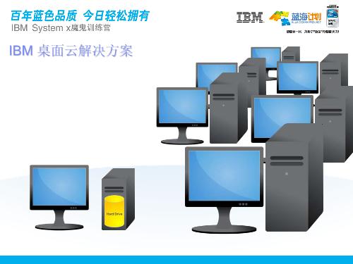 -IBM桌面云解决方案