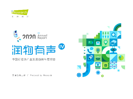 -2020年中国新经济产业发展年度报告