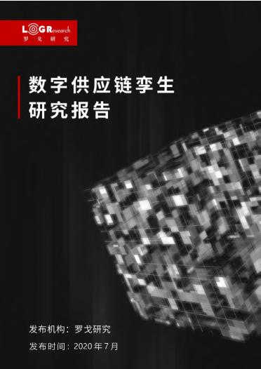 -数字供应链孪生研究报告
