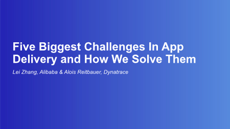 -Five Biggest Challenges In App Delivery and How We Solve Them