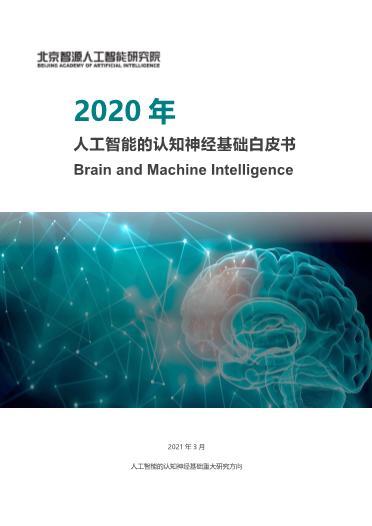 -人工智能的认知神经基础白皮书
