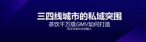 陈文-三四线城市的私域突围 茶饮千万级GMV如何打造