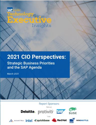 -2021CIO Perspectives Strategic Business Priorities
